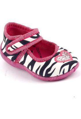 Gezer 2359 Bebe Ev Ve Kreş Kız Çocuk Panduf Ayakkabı