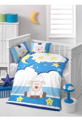 İpekçe Home Bebek Nevresim Takımı Moon