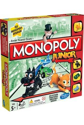 Hasbro Monopoly Junıor