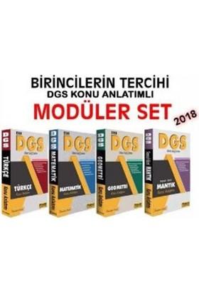Tasarı Dgs Modüler Set 2018