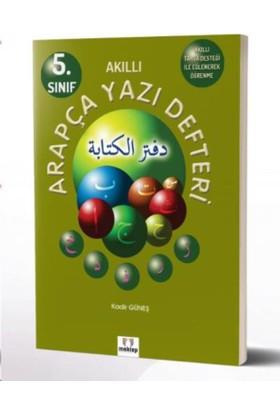 Mektep 5. Sınıf Arapça Yazı Defteri