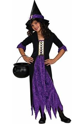 Kostümce Halloween Kostümü Kız Çocuk