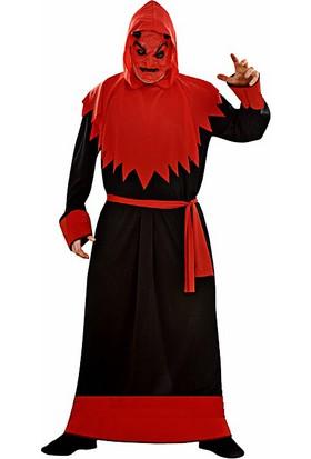 Kostümce Şeytan Kostümü Yetişkin