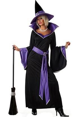 Kostümce Cadı Kostümü Yetişkin