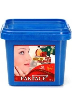 Pakface Isırgan Özlü Kavonoz Kil Maske 700 Gr