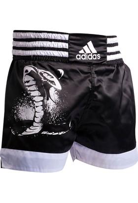 Adidas ADISTH08 Muay Thai Şortu Siyah