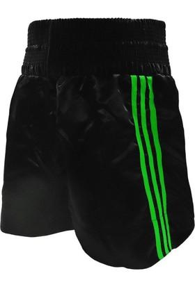 Adidas ADISTH11 Kick Boks Şortu Siyah-Yeşil