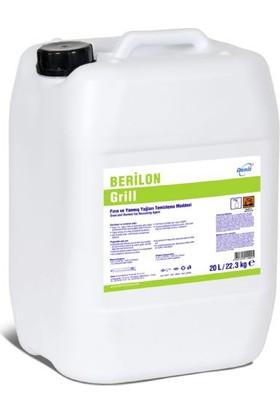Berilon Fırın ve Yanmış Yağları Temizleme Deterjanı Berilon Grill 23.40 kg