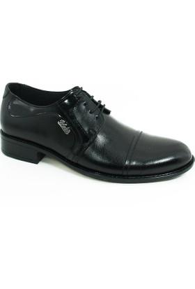 Diego Carlotti Loafer Erkek Hakiki Deri Ayakkabı-Siyah-113361-01