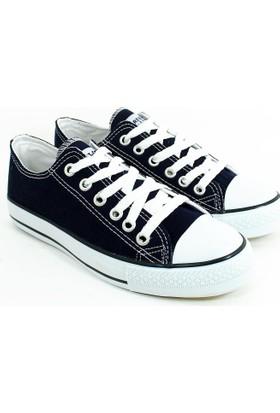 Street Kadın Günlük Keten Konvers Ayakkabı-Laci-113377-03