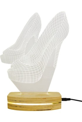 Asudehome 3D Led Lamba..(Lb1022)