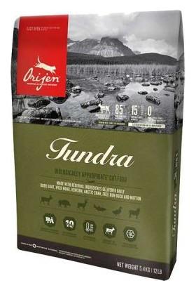 Orijen Tundra Tahılsız Kedi Maması 5.4 Kg