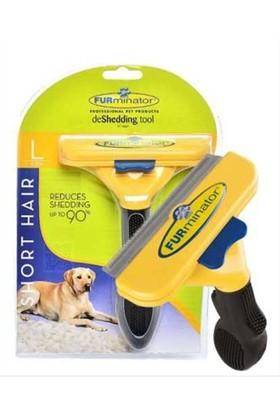 Furminator Kısa Tüylü Köpekler İçin Uzun Tüy Tarağı