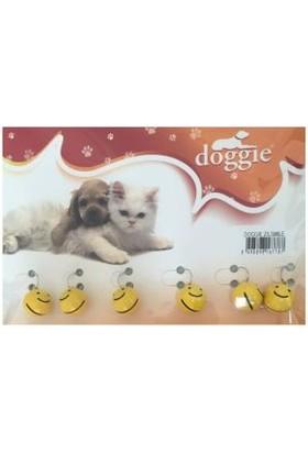 Doggie Kedi&Köpek Gülen Yüz Zil(Zilsmile)