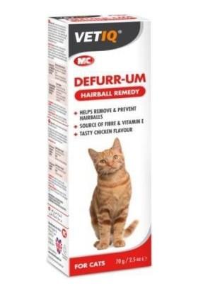 Defurr-Um Kedi Ve Yavru Kedi Tüy Yumağı Oluşumu Engelleyici