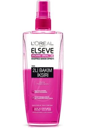 L'Oréal Paris Elseve Arginine Direnç X3 Ekspres Bakım Spreyi 200 ml