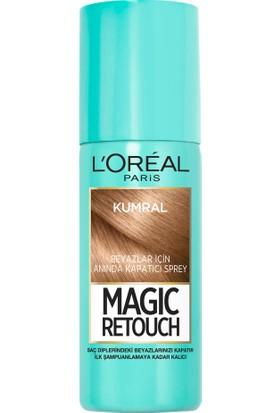 L'oréal Paris Magic Retouch Beyazlar İçin Anında Kapatıcı Sprey - KUMRAL