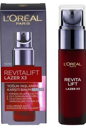 L'Oréal Paris Revitalift Lazer X3 Yoğun Yaşlanma Karşıtı Serum