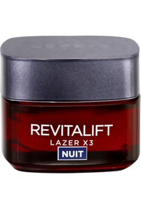 L'Oréal Paris Revitalift Laser X3 Yoğun Yaşlanma Karşıtı Bakım 50ml