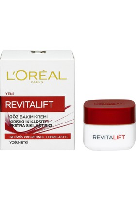 L'Oréal Paris Revitalift Göz Bakım Kremi