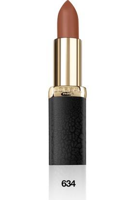 L'Oréal Paris Color Riche Matte Addiction Ruj 634 Greige Perfecto