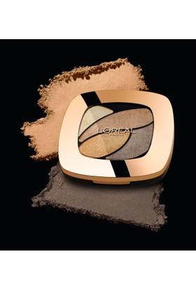L'Oréal Paris Color Riche Quad Göz Farı E1 TIMELESS BEIGE