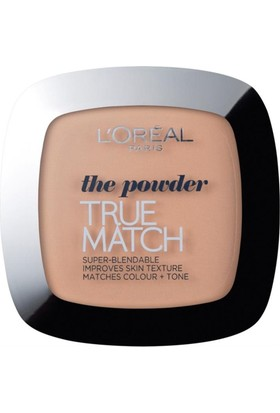 L'Oréal Paris True Match Pudra C3 ROSE BEIGE