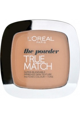 L'Oréal Paris True Match Pudra W3 GOLDEN BEIGE