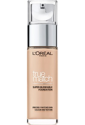 L'Oréal Paris True Match Fondöten 1R1C1K IVORY ROSE