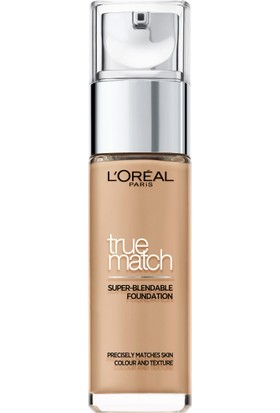 L'Oréal Paris True Match Fondöten 5N SABLE/SAND