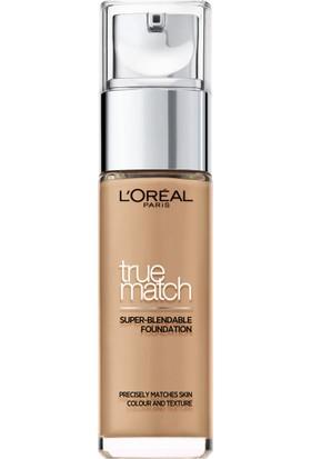 L'Oréal Paris True Match Fondöten 7R7C7K AMBRE ROSE