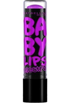 Maybelline New York Baby Lips Electro Nemlendirici Dudak Balmı - 03 Berry Bomb