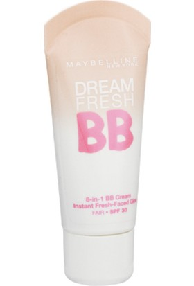 Maybelline New York Dream Fresh BB Krem Çok Açık Ton