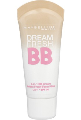 Maybelline New York Dream Fresh BB Krem Açık Ton