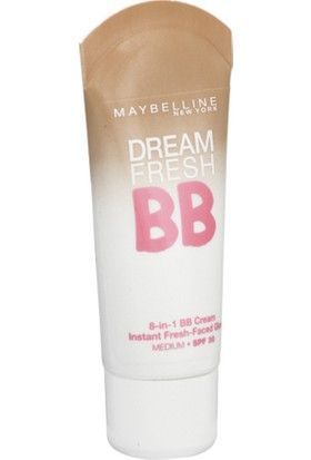 Maybelline New York Dream Fresh BB Krem Orta Ton