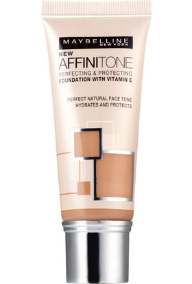 Maybelline New York Affinitone Fondöten 03 Light Sandbeige