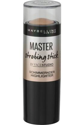 Maybelline New York Master Strobing Aydınlatıcı Stick - 200 Medium Nude Glow