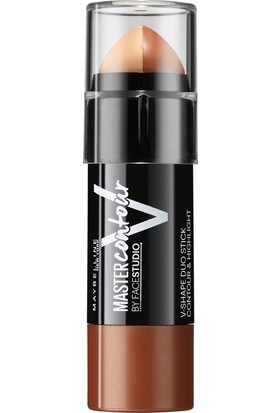 Maybelline New York Master Contour Stick - 02 Medium