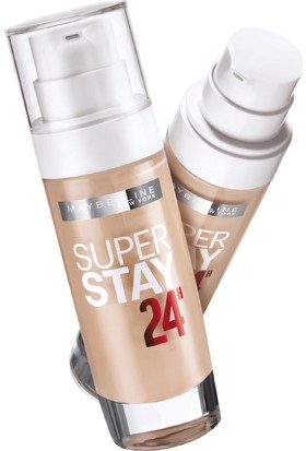 Maybelline New York Superstay 24H Fondöten 028 Soft Beige