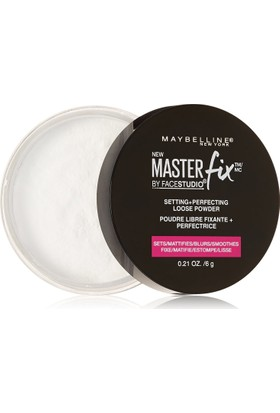 Master Fix Setting & Perfecting Transparan Toz Pudra