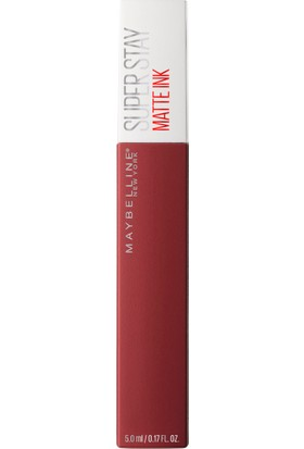 Maybelline New York Super Stay Matte Ink Ruj - 50 Voyager