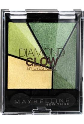 Maybelline New York Diamond Glow Quad Göz Farı - 05 Forest Drama