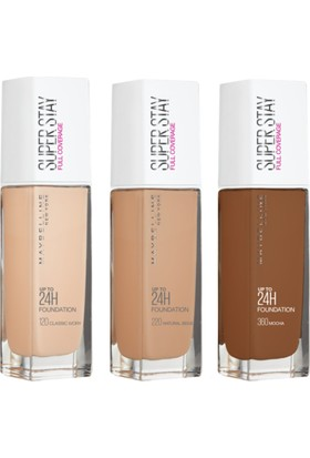 Maybelline Superstay 24 Hr Photofix Foundation 30 Sand