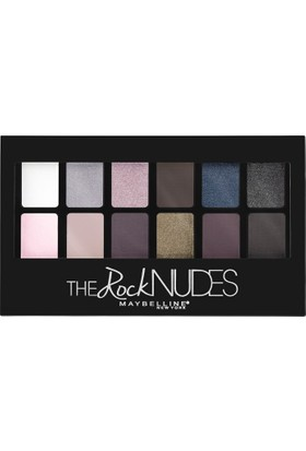 Maybelline Rock Nudes Eyeshadow Palette 02