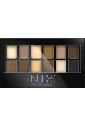 Maybelline The Nudes Eyeshadow Palette 01 9.6 Gr