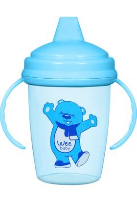 Wee Baby 755 Enjoy Akıtmaz PP Alıştırma Bardağı - Mavi