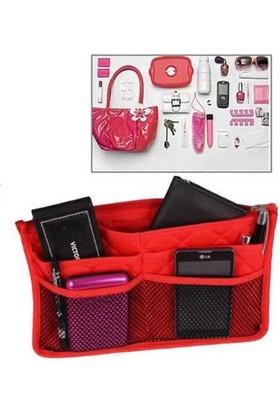 Çanta İçi Düzenleyici Kırmızı