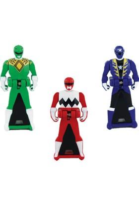 Adore Oyuncak Bpr38250 Prsm - Key 3 Pack - Power Rangers Süper Mega Force