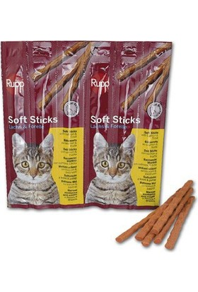 Rupp Sticks Kedi Somon Alabalık 6 Adet 30gr