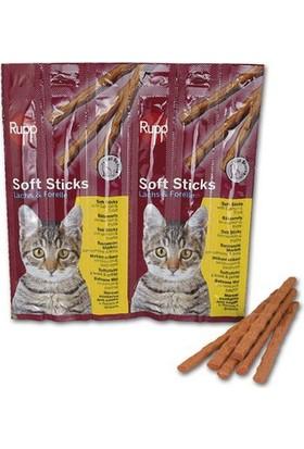 Rupp Sticks Kedi Ödül Çubukları Kümes Hayvanlı Çiğerli 6 Adet 30gr